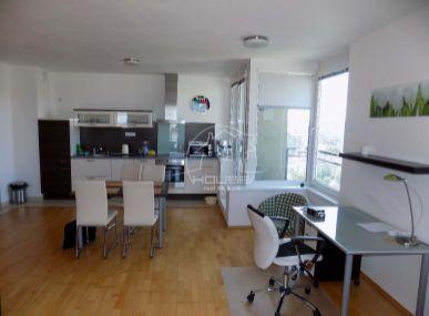 2 izbový panoramatický byt v UNIVERSO BUILDING , Ružová dolina , 70 m2 , FOR RENT