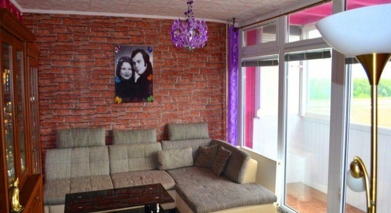 Sihoť III. - Menší troj izbový byt ( 66m2 ) s výhľadom.