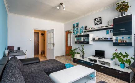 2 izbový, Sever - Odborárska, 56 m2, komplet rekon.