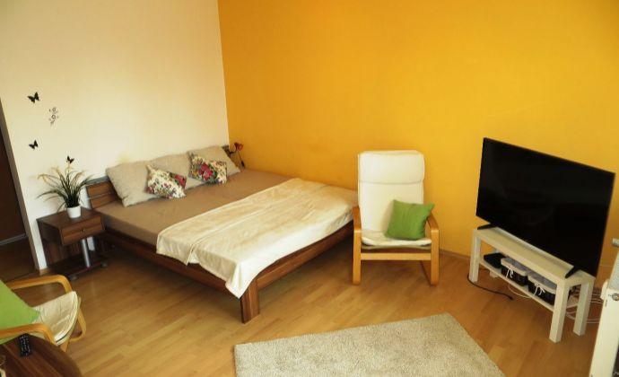 Best Real - prenájom 1-izbového bytu v Ružinove na Sputnikovej ulici, 40m2
