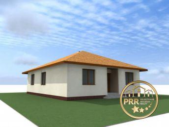 Výstavba 4-izb.domu /116m2/ - projekt