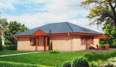 VRÚTKY 4 izbový bungalov106m2 na poz. 900m2, časť Hluchovo, okr.Martin