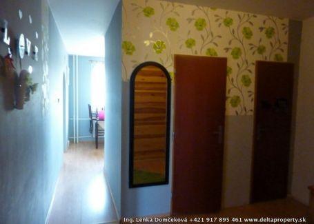 Pekný 3 - izbový byt na predaj, Kežmarok