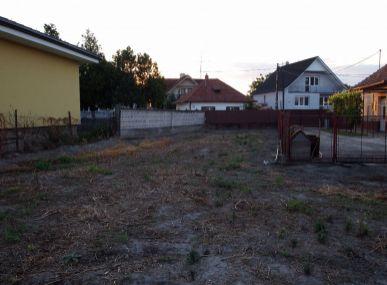 MAXFIN REAL - Predaj stavebného pozemku v obci Veľké Úľany, 1256m2