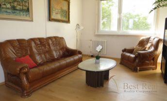 Best Real - predaj 4-izbového bytu na Slatinskej ulici, 80m2, 4/7 posch., po rekonštrukcii.