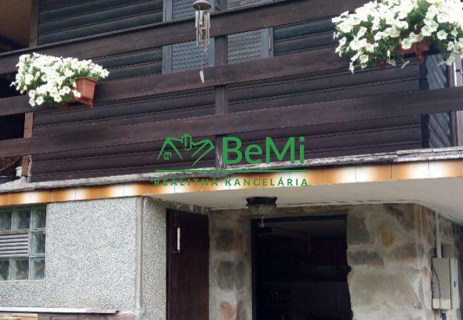 Predaj: Pekná účelová chata v Čadci Bukove(265-12-JAS)