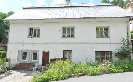 Rodinný dom, chalupa, Hodruša - Hámre, Banská Hodruša