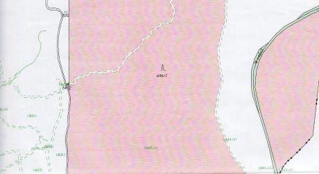 Na predaj čiastkový podiel pôdy v Detvianskej huti