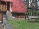 Rekračná chata, Borský Sv. Jur, Tomky