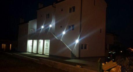 6 apartmánov v novo postavenom objekte Zadar-Nin