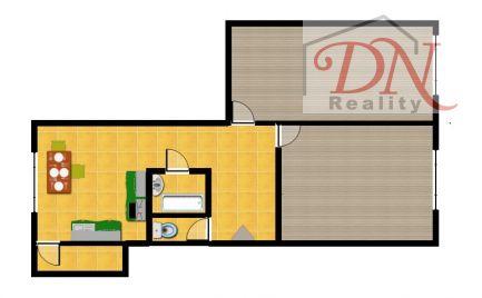 2.i. byt na predaj -  Chrenová, kúpou voľný