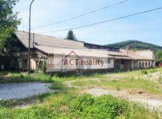 ACT Reality - Spevnená plocha 4319 m2 / sklady na prenájom, Zemianske Kostoľany