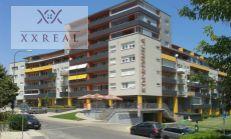 PRENÁJOM, kompletne zariadený 3-izbový byt v novostavbe, 2x garážové státie, Bratislava IV, Dúbravka