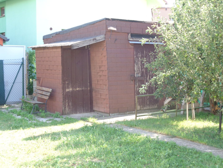 PREDAJ : NOVOSTAVBA - záhradná chata, Senec